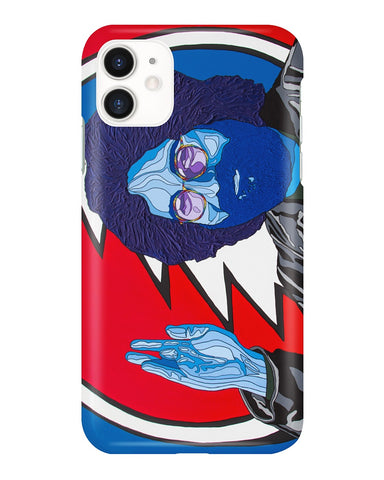 Jerry Garcia iPhone and Samsung Galaxy Cases