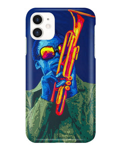 Miles Davis iPhone and Samsung Galaxy Cases