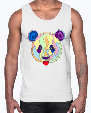 Giant Panda Men's Tank Top