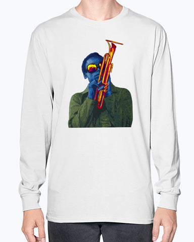 Miles Davis Unisex Long Sleeve Shirt