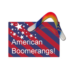 American Boomerangs - Made in USA