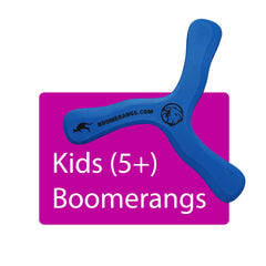 Boomerangs For Kids (5-7)