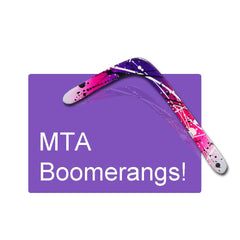 MTA Boomerangs - Maximum Time Aloft