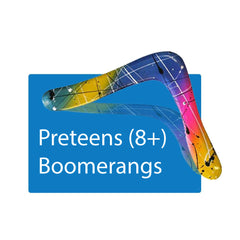 Boomerangs for Preteens (8-12)