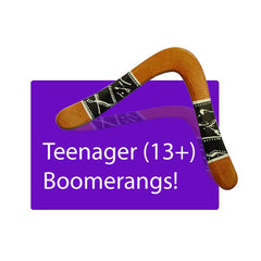 Boomerangs for Teenagers (13-17)