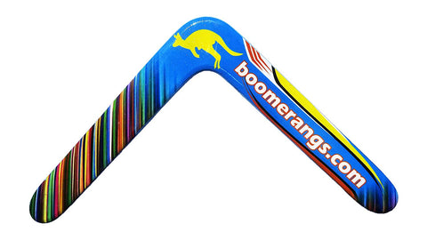 Yogi Boomerangs - A Great Low Cost Boomerang for Children.