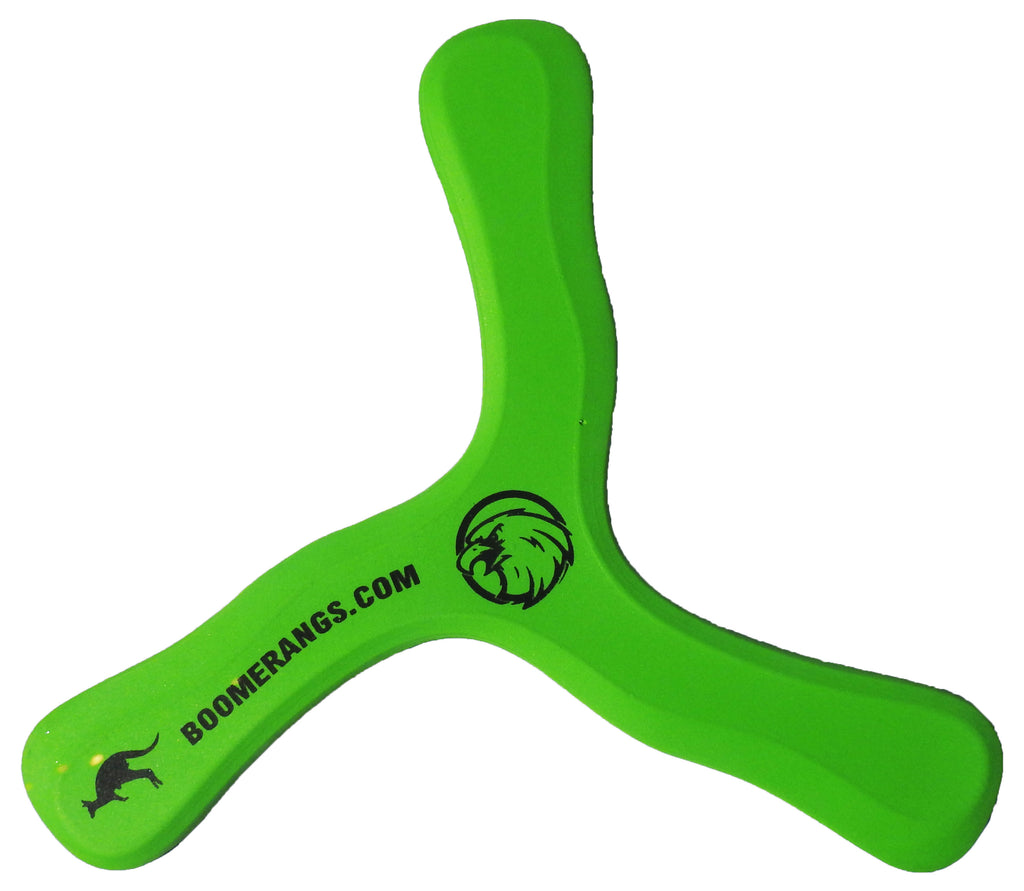 The Baloo Boomerang for Kids - One of the Best Boomerangs for Children - boomerangs-com