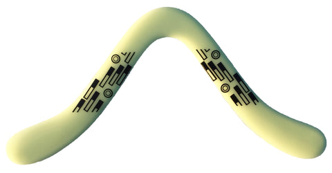 Tech Boomerangs Glow in the Dark RH