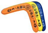 NAPA Foam Boomerang - A soft foam boomerang for ages above 5 years old.