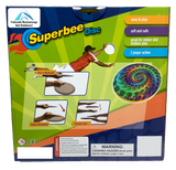 Superbee Frisbee Flying Disc - A superb, colorful Frisbee which is great fun!