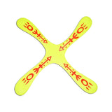 ABS Quad Boomerang Yellow