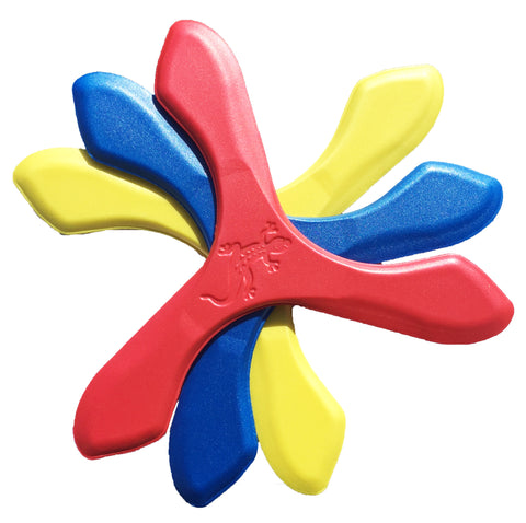 Iguana Boomerangs - Soft Foam Boomerangs for Kids!