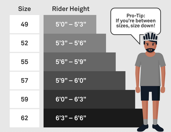 State Black Label size guide