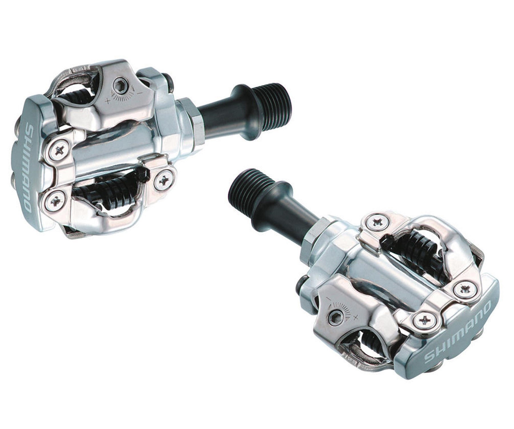 Shimano PD-M540 SPD pedals - Retrogression