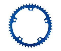 NOS Sugino 75 chainring - anodized colors - Retrogression