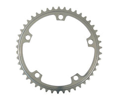 Sugino 75 chainring - silver - Retrogression