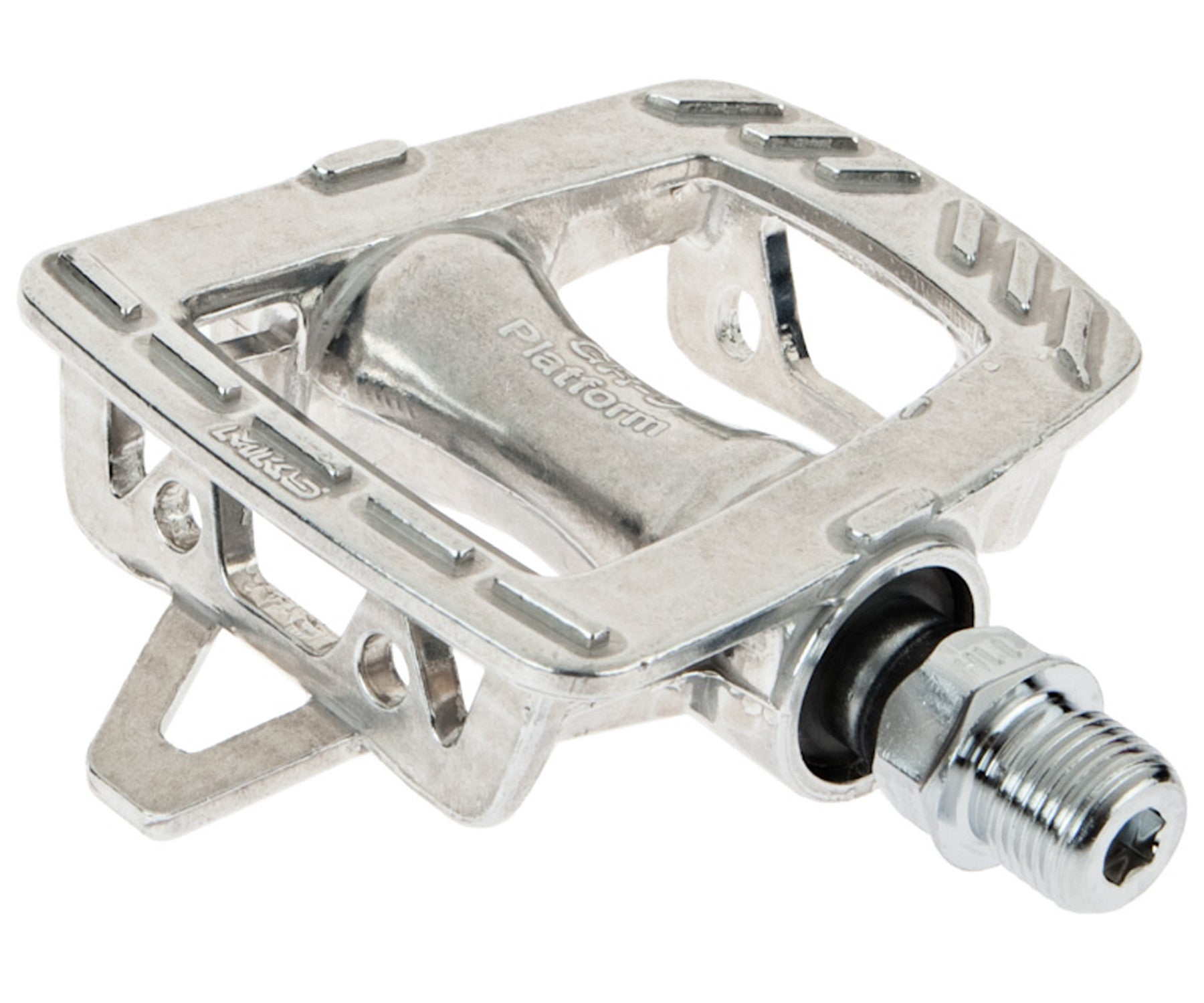 MKS GR-9 pedals - Retrogression