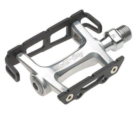 All-City Cecil Pro track pedals