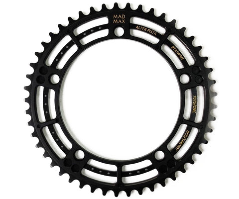 Alter Mad Max chainring - Retrogression