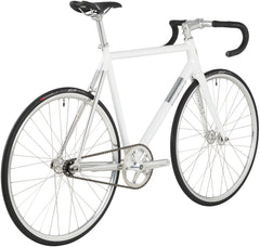 All-City Thunderdome complete bike - Polished Pearl - Retrogression