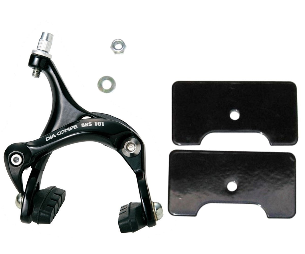 Dia-Compe clamp-on brake caliper - rear - Retrogression