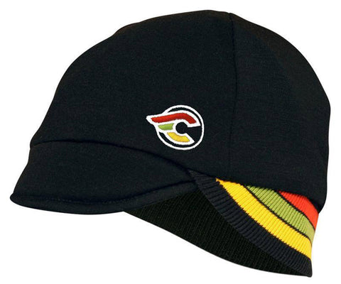 Cinelli reversible wool cap