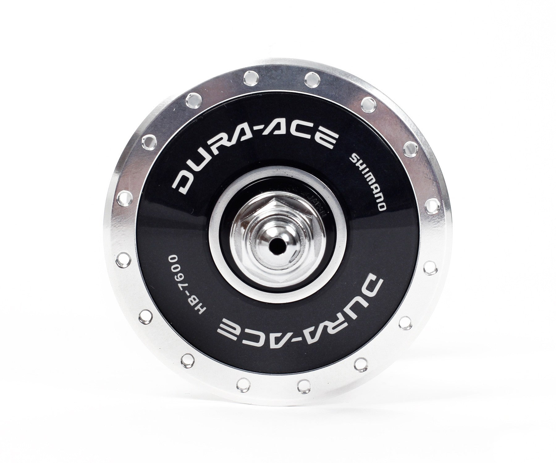 Shimano Dura Ace 7600 front track hub - Retrogression