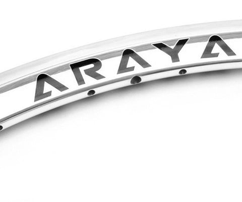 Araya SA-30 rim - Retrogression