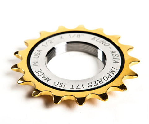 EAI Gold Medal Pro track cog - Retrogression