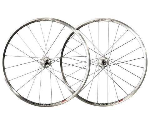 Factory Five Pista wheelset - silver