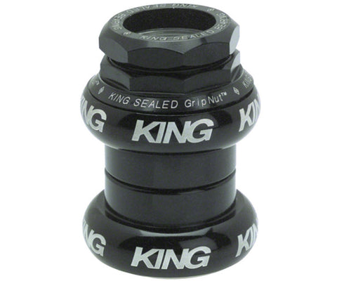 "Chris King GripNut 1"" threaded headset"