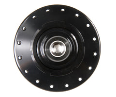 Mack Superlight high flange rear hub - black - Retrogression