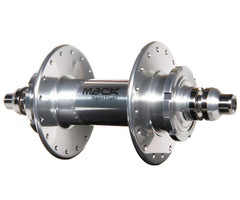 Mack Superlight high flange rear hub - silver