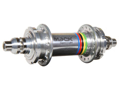Mack Superlight low flange rear hub - silver WCS