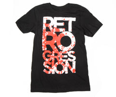 "Retrogression ""Blood!"" t-shirt"