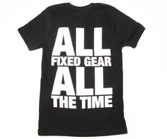 "Retrogression ""All Fixed Gear"" t-shirt"
