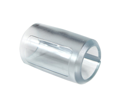 PVC top tube protector