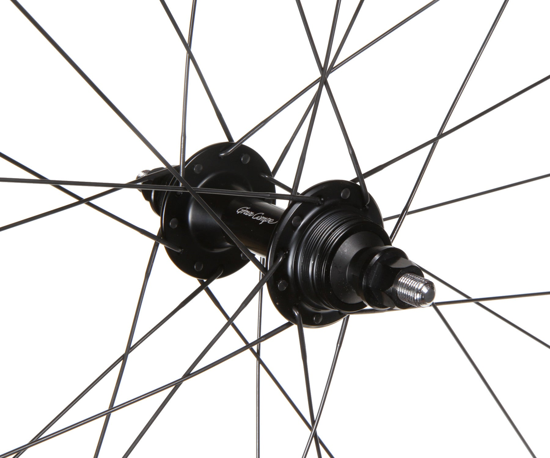 H+Son Archetype/Gran Compe SF wheelset - Retrogression