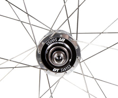H+Son Archetype/DT Swiss Classic Track wheelset - Retrogression