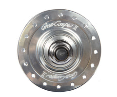 Gran Compe II high flange front track hub - Retrogression