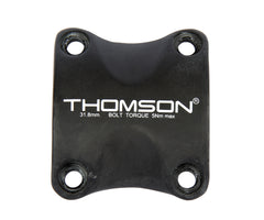 Thomson X4 carbon faceplate
