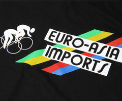 Retrogression X Euro-Asia Imports t-shirt