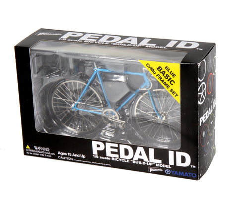 NOS Pedal ID 1:9 scale model bike