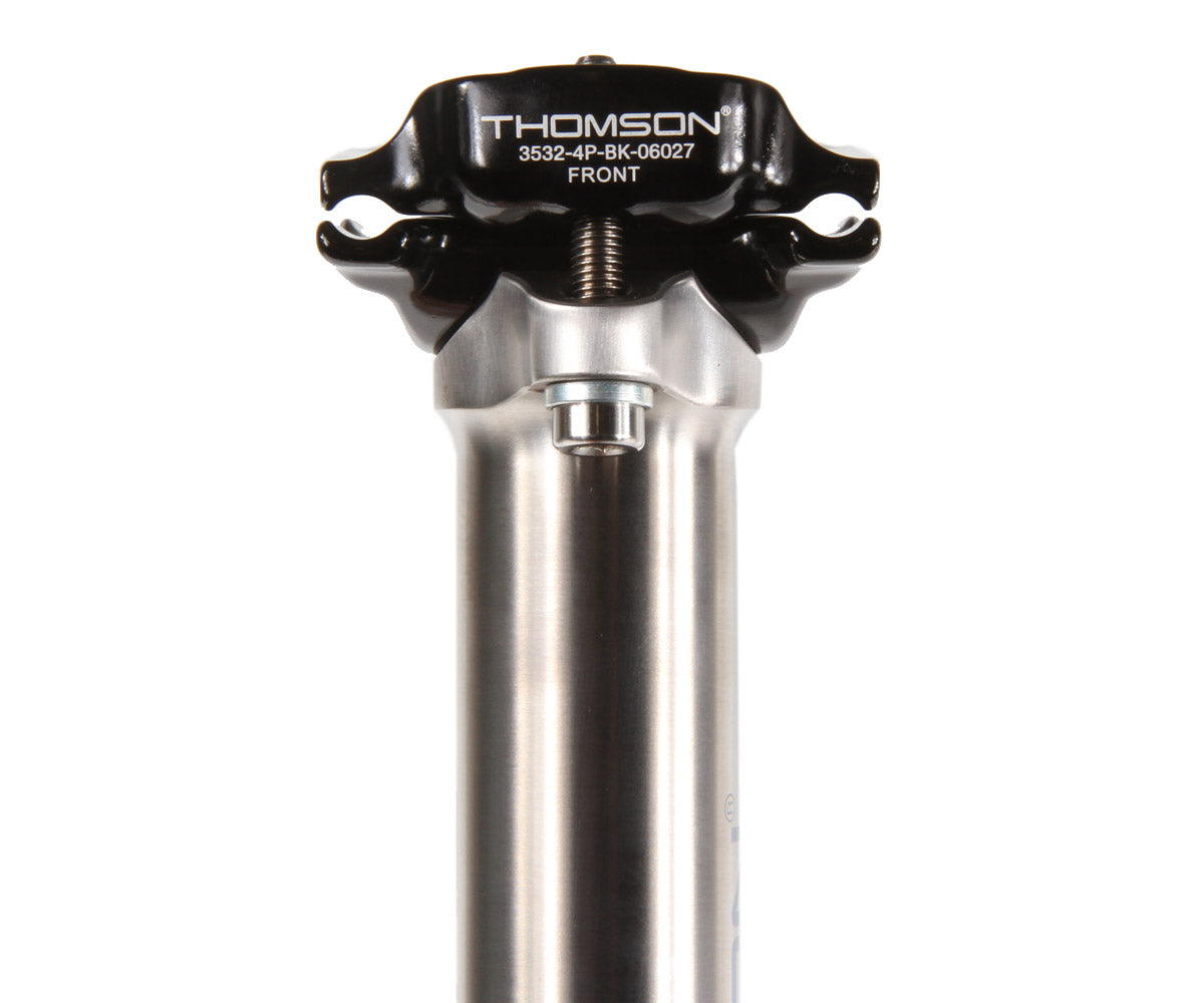 Thomson Titanium zero-setback seatpost - Retrogression