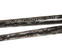"Wound Up Zephyr carbon track fork - 1"" threaded steerer - Retrogression"