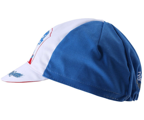 Pabst Blue Ribbon cycling cap