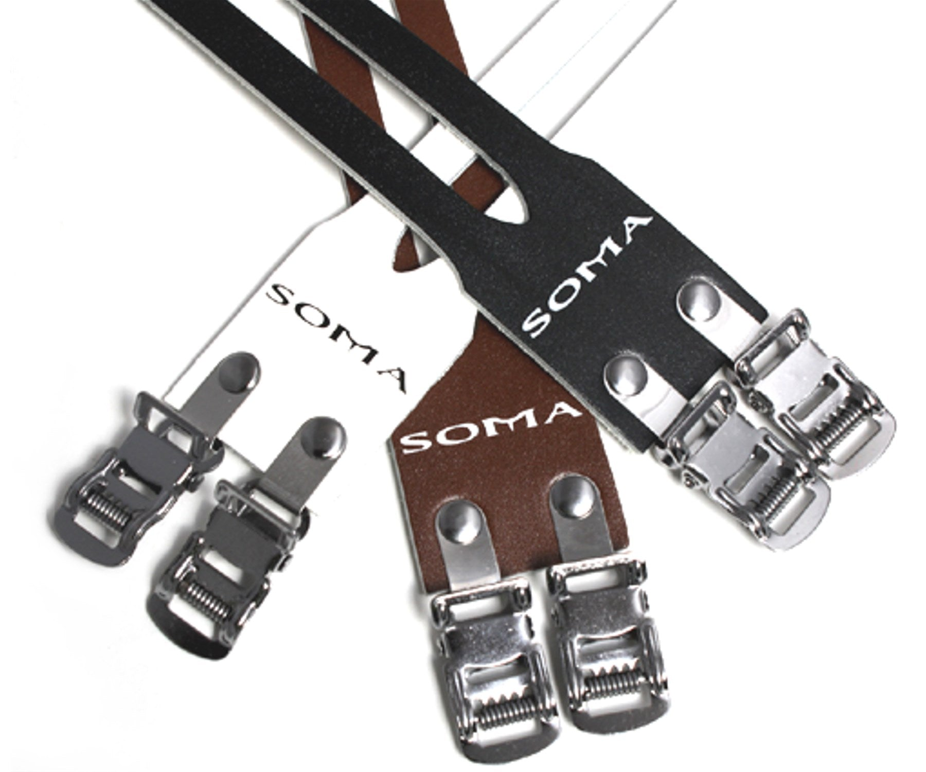 Soma Classic leather double straps - Retrogression