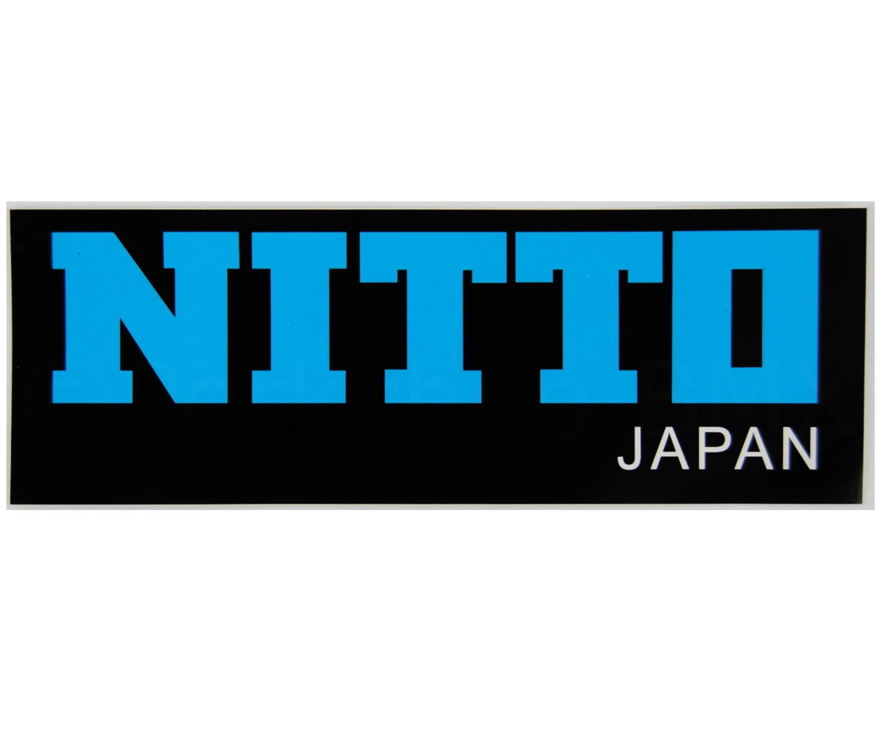 Nitto sticker - Retrogression