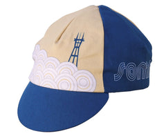 Soma Sutro cycling cap - Retrogression