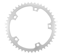 Campagnolo Record Pista chainring - Retrogression